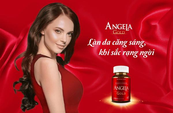 angela gold cải thiện sạm nám hiệu quả