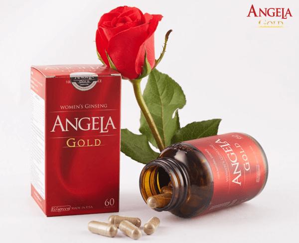 angela gold giúp đẹp da, chống lão hoá