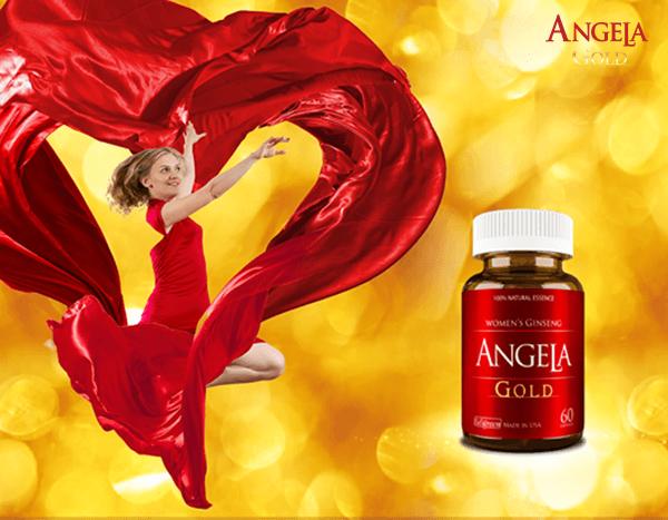 angela gold giúp ổn định kinh nguyệt
