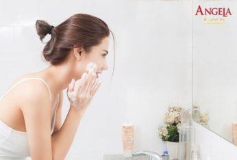 cách làm mịn da mặt đơn giản