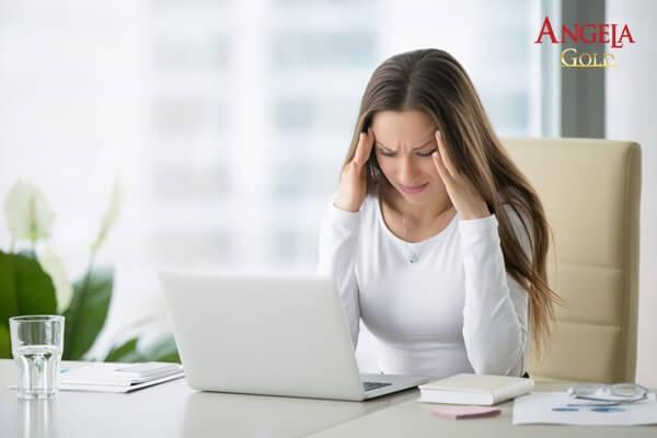 trầm cảm gây mệt mỏi trong công việc và cuộc sống
