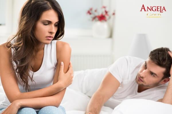 rối loạn nội tiết tố gây suy giảm ham muốn nữ
