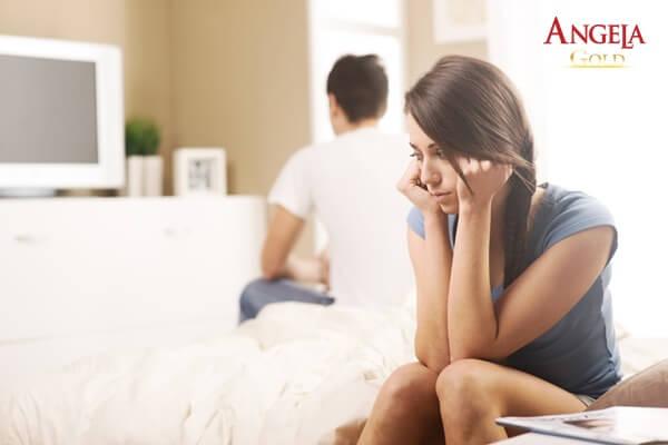 mất ham muốn sau sinh là hiện tượng phổ biến