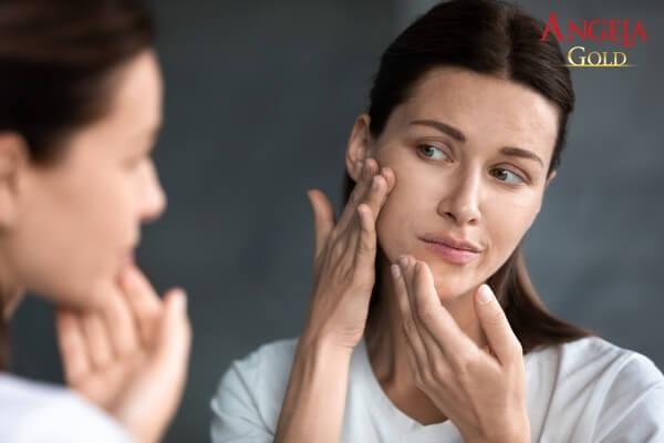 chăm sóc da từ bên ngoài là chưa đủ