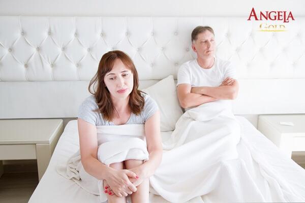 nỗi lo nào đến với phụ nữ mãn kinh