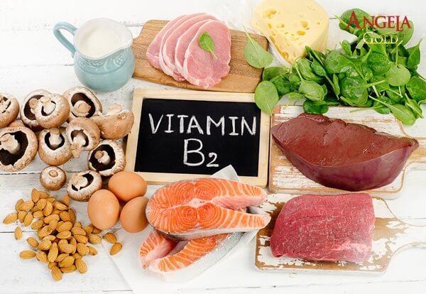 thực phẩm giàu vitamin cải thiện khô âm đạo