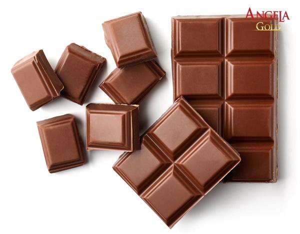 chocolate là thực phẩm chống lão hoá hiệu quả