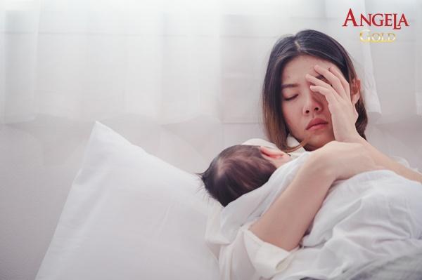 nguyên nhân rối loạn kinh nguyệt sau sinh