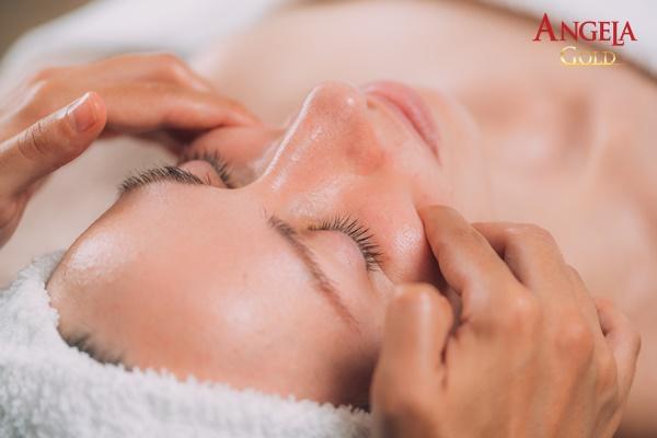 lưu ý khi massage mặt đúng cách
