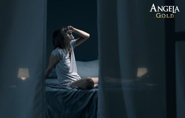 rối loạn giấc ngủ tiền mãn kinh ảnh hưởng đến cuộc sống phái đẹp