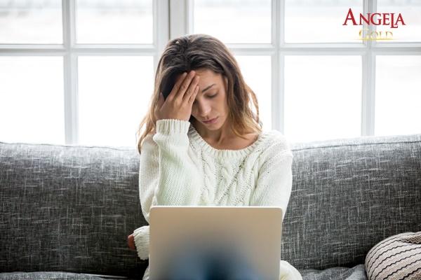 căng thẳng quá mức dẫn đến vô kinh tạm thời
