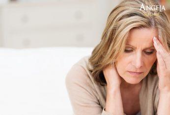 phụ nữ thay đổi khi bước vào tuổi trung niên