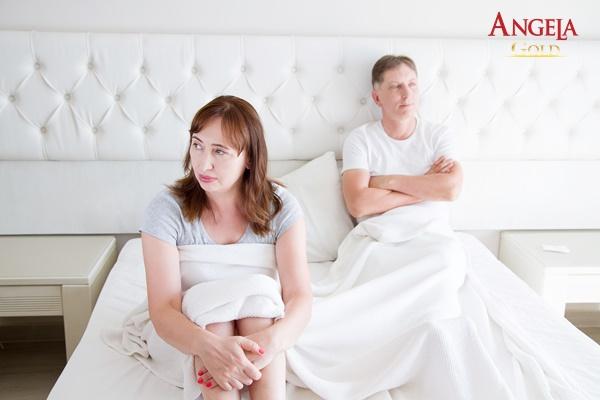 phụ nữ không còn ham muốn hững thú tình dục