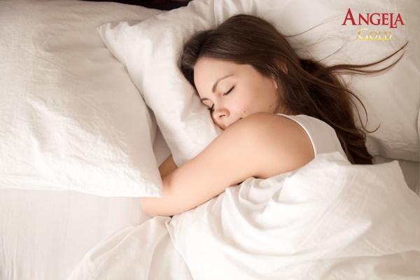 chống lão hóa, làm đẹp da bằng cách ngủ đủ giấc