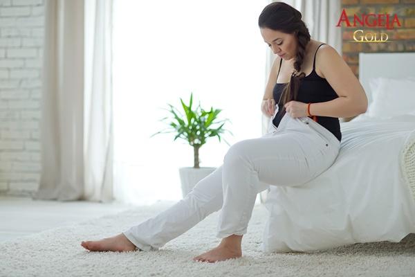 nguyên nhân phụ nữ trung niên dễ tăng cân béo bụng