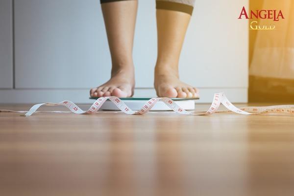 kiểm soát cân nặng tuổi trung niên