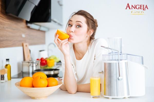 cách chăm sóc da thông qua chế độ ăn uống