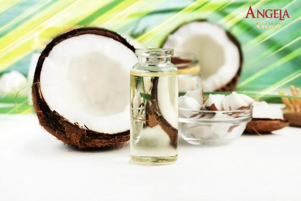 chữa nám da bằng dầu dừa hiệu quả
