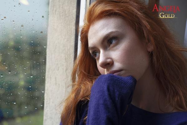 nhiều phụ nữ có dấu hiệu bị trầm cảm