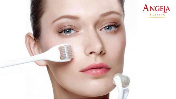 cách xoá nhăn bằng massage da mặt