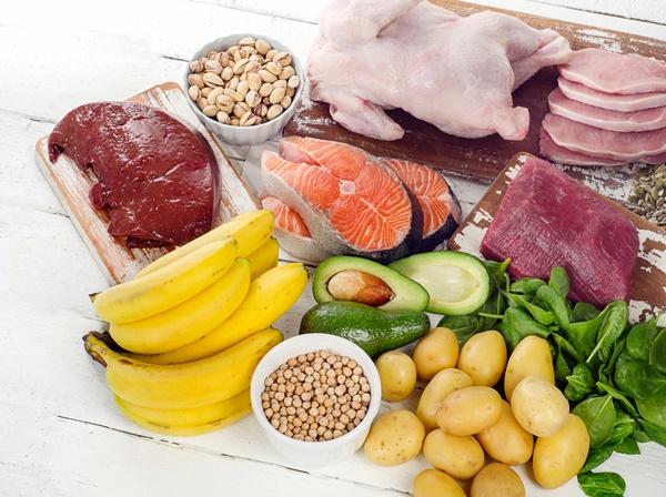 bổ sung thức ăn giàu vitamin B