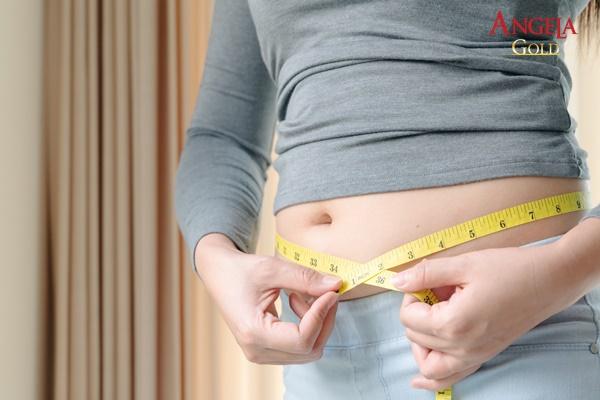 rối loạn nội tiết tố khiến cơ thể thèm ăn, tăng cân