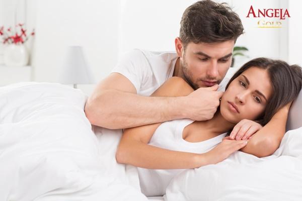 nội tiết tố bất ổn gây ra giảm ham muốn nữ