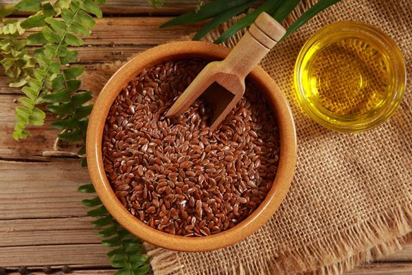 hạt lanh là thực phẩm giàu Estrogen