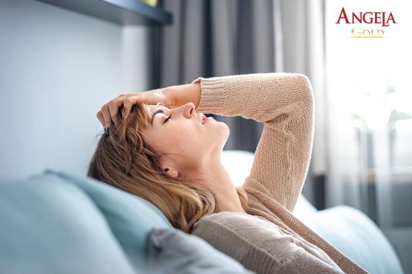 chỉ số Progesterone thấp khiến cơ thể mệt mỏi, phiền muộn